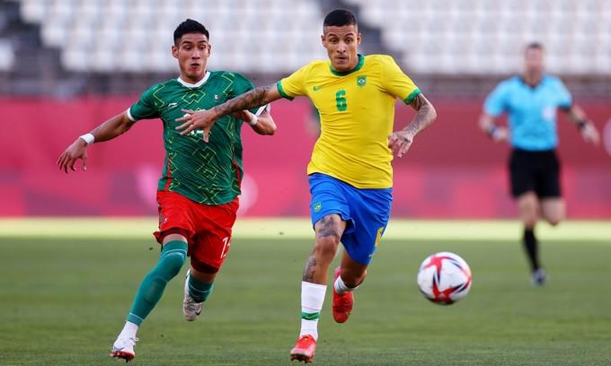 Mexico - Brazil