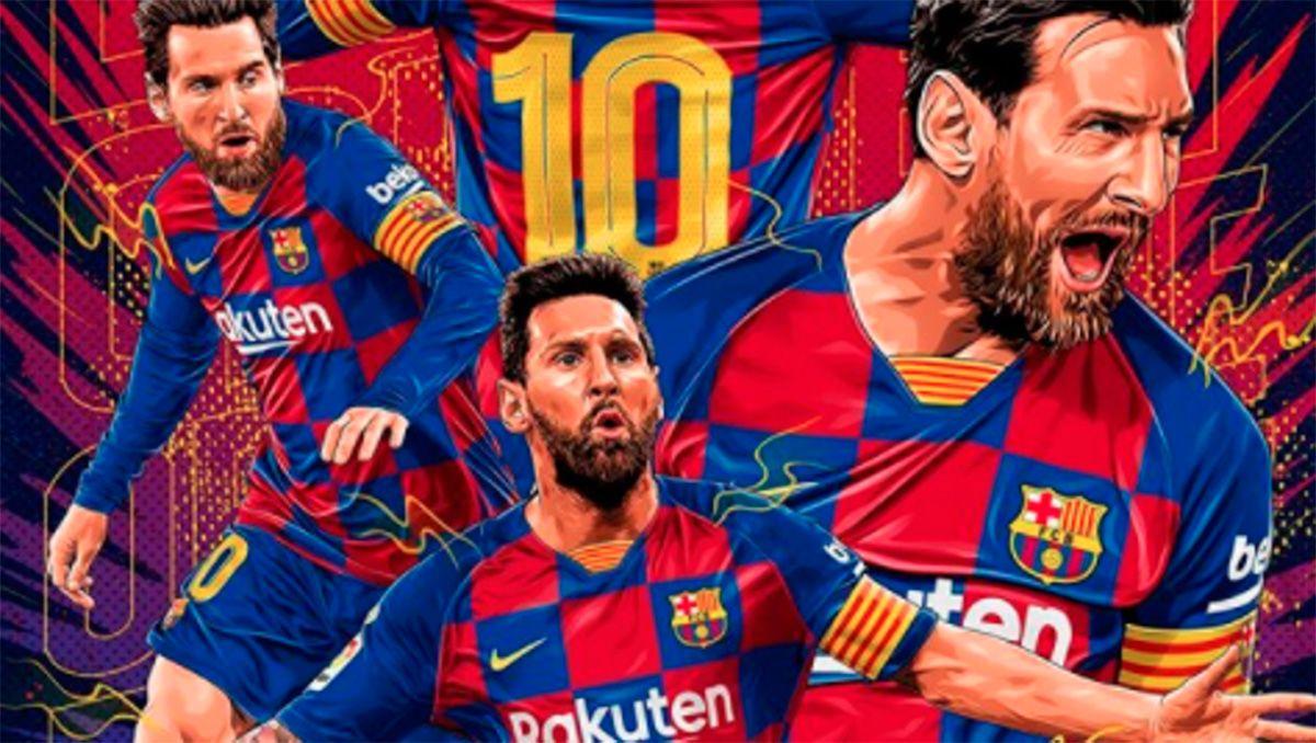 Những cột mốc đáng nhớ của Messi tại Barca