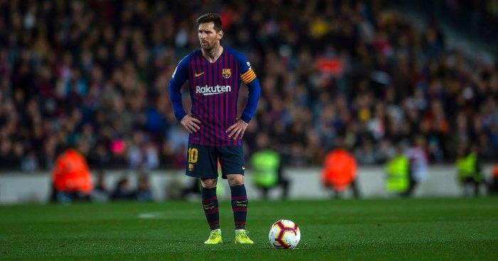 Những pha sút phạt đẳng cấp của Messi