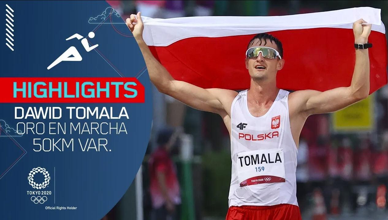 VĐV Ba Lan giành HC Vàng đi bộ 50km nam Olympic