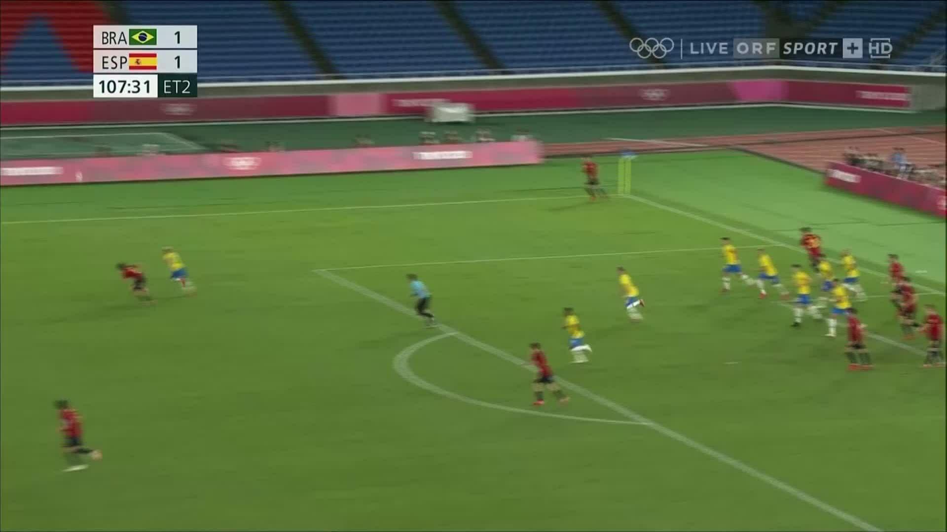 2-1 cho Brazil
