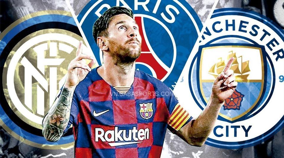 Bến đỗ tương lai của Messi?
