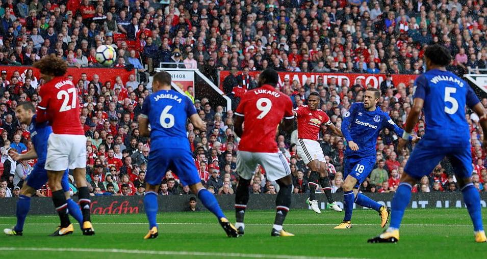 Man Utd 4-0 Everton
