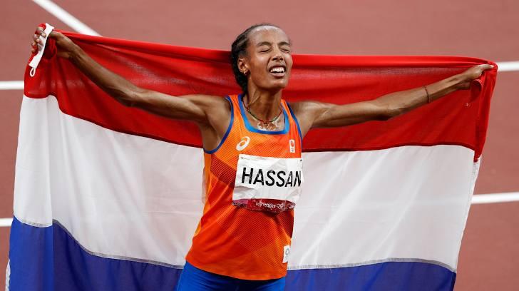 Sifan Hassan giành HC Vàng 10.000m tại Olympic