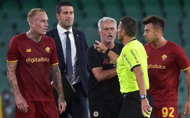 Betis 5-2 Roma