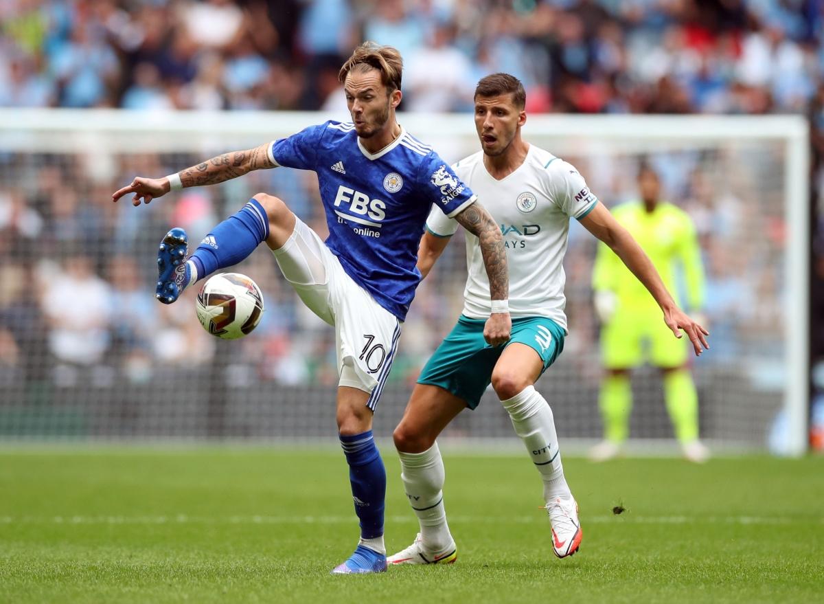 Man City - Leicester
