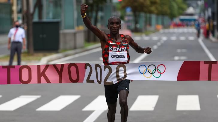 Trực tiếp chung kết Marathon Olympic Tokyo 2020