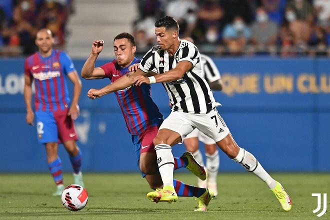 Barça 3–0 Juventus