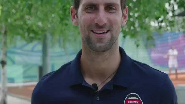 Djokovic, Nadal mừng sinh nhật Federer