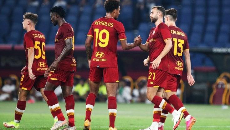 Roma 5-0 Casablanca