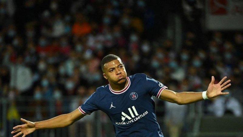 Brest 2-4 PSG