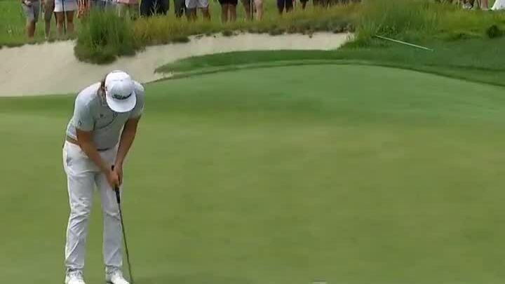 Vòng golf xuất thần của Cameron Smith