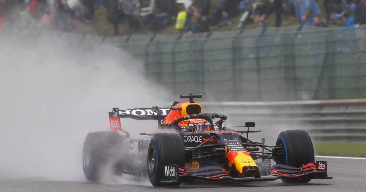 Max Verstappen thắng chặn Grand Prix Bỉ 2021