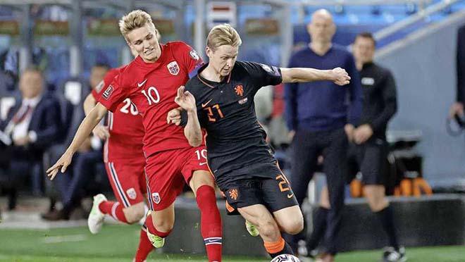 Na Uy 1-1 Hà Lan