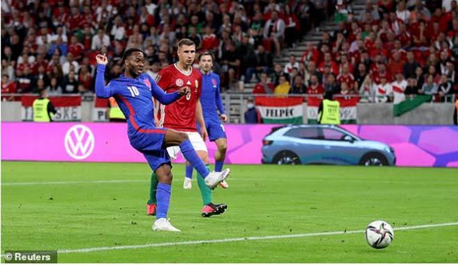Hungary 0-4 Anh