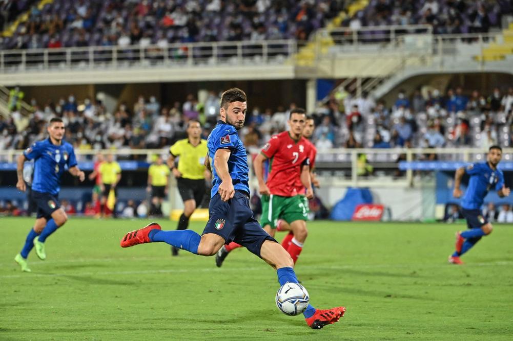 Italia 1-1 Bulgaria