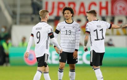 Liechtenstein 0-2 Đức