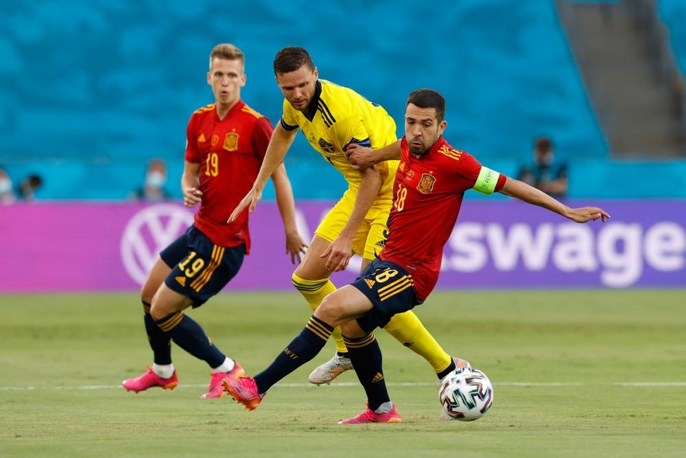สวีเดน 2-1 สเปน