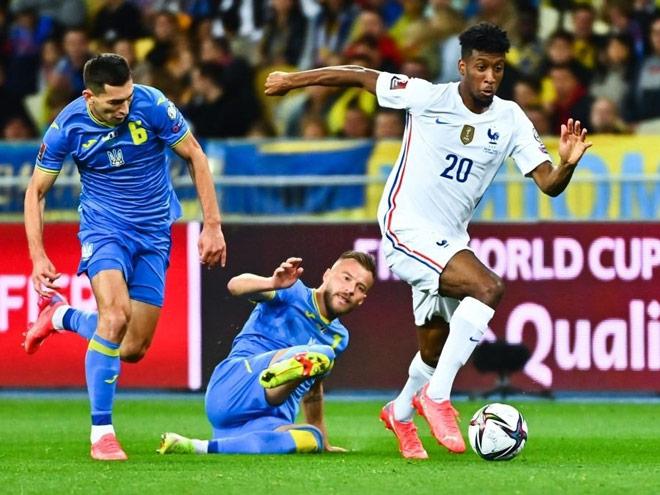 ยูเครน 1-1 ฝรั่งเศส