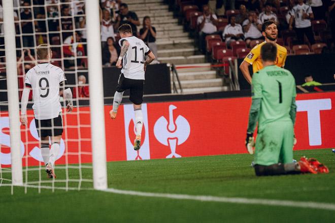 Đức 6-0 ĐT Armenia