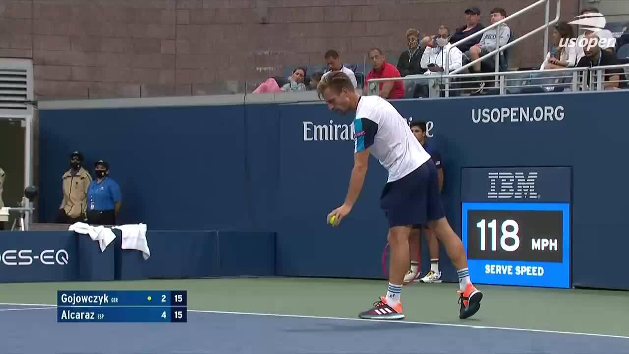 'Người kế vị Nadal' vào tứ kết Mỹ Mở rộng