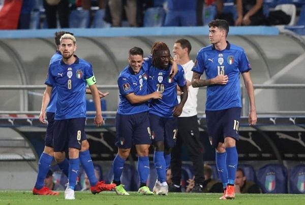 Italia 5-0 Lithuania