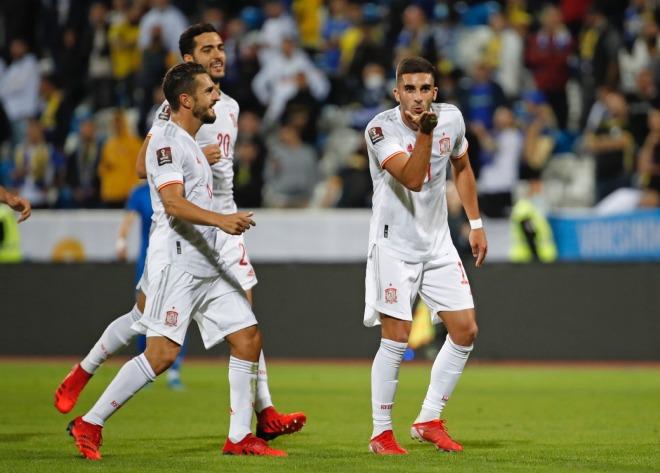 โคโซโว 0-2 สเปน