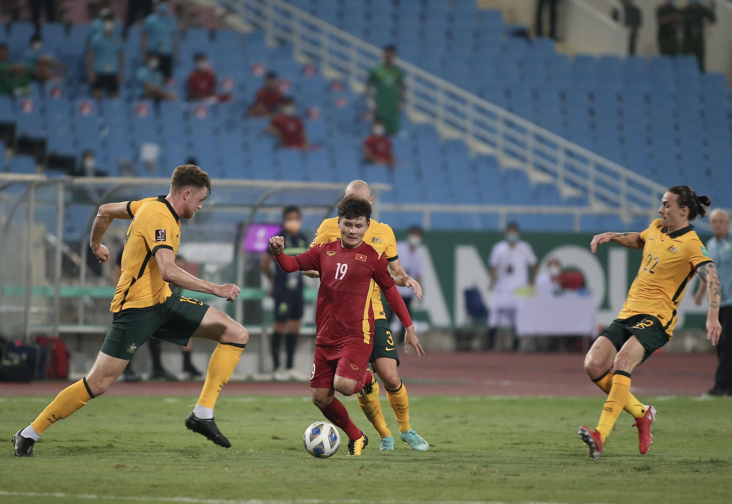 Mengapa Vietnam paling banyak mendapat penalti di kualifikasi Piala Dunia?