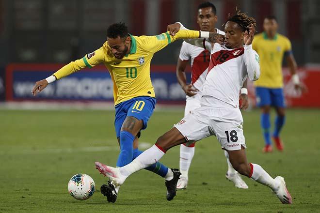 Brasil 2-0 Peru