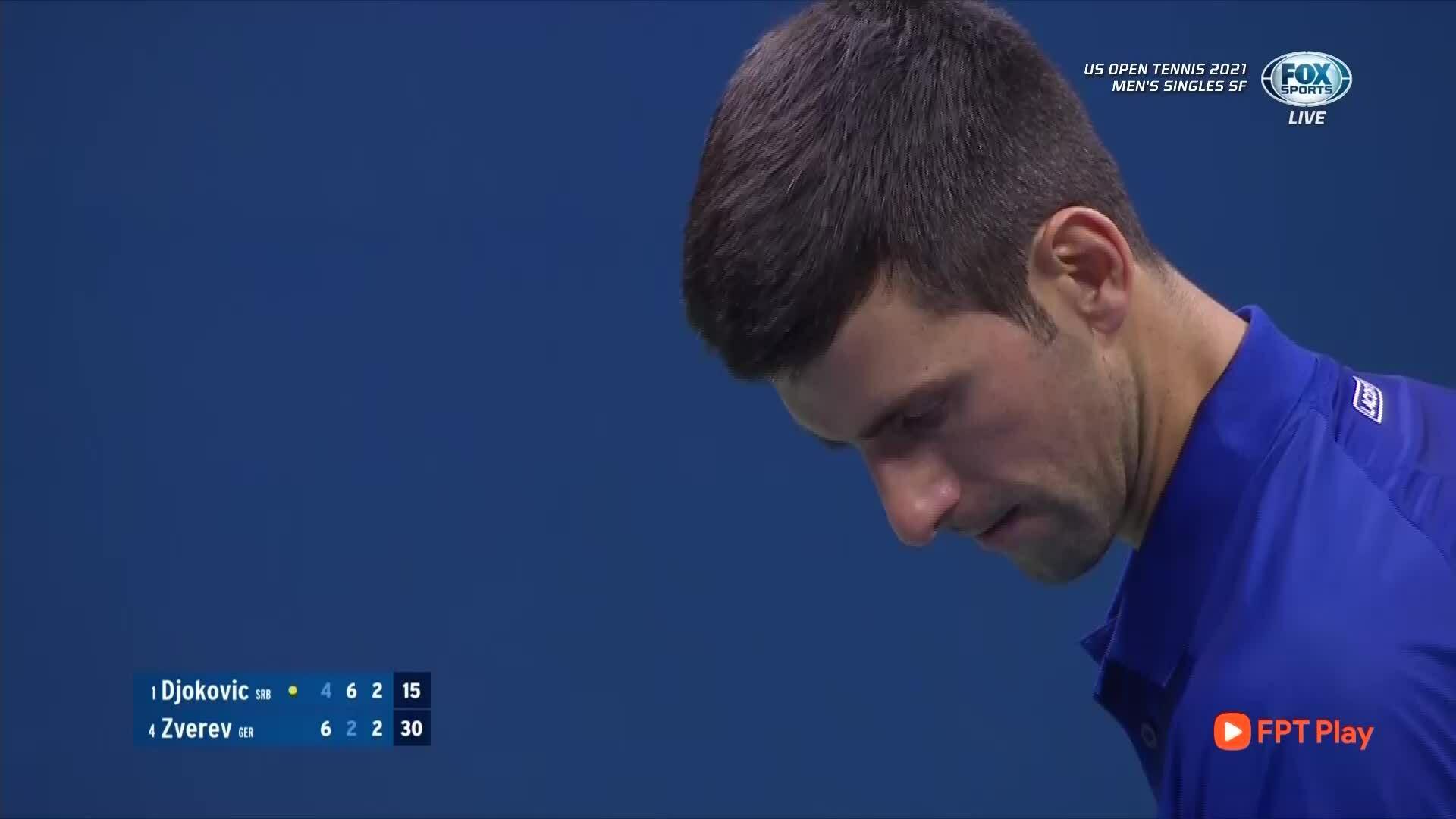 4-3 untuk Djokovic