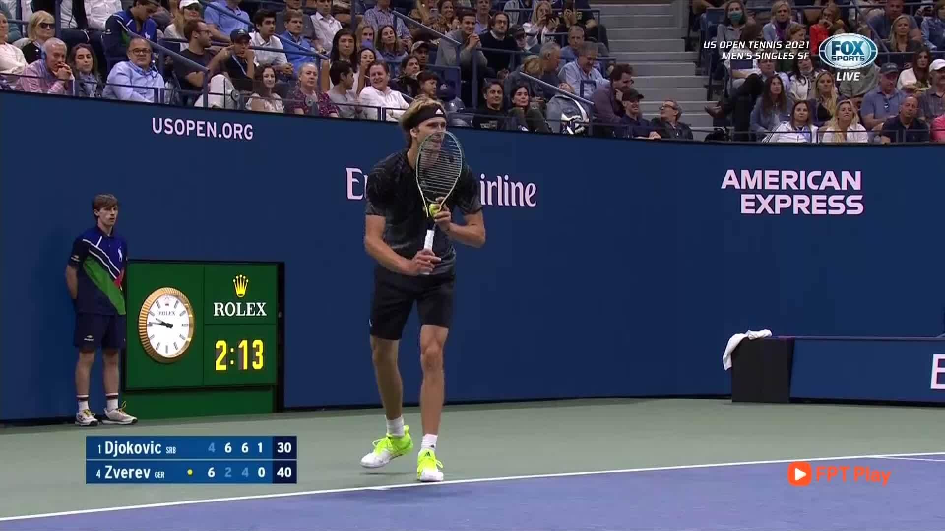 Djokovic kalah dalam permainan servis