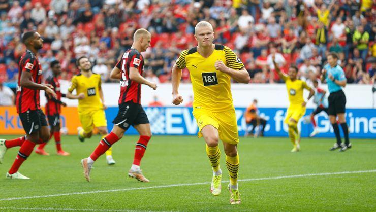 Leverkusen 3-4 Dortmund