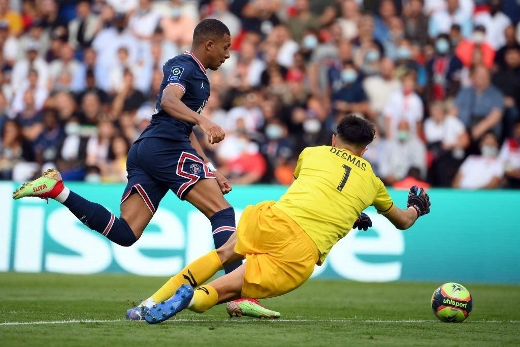 PSG 4-0 Clermont