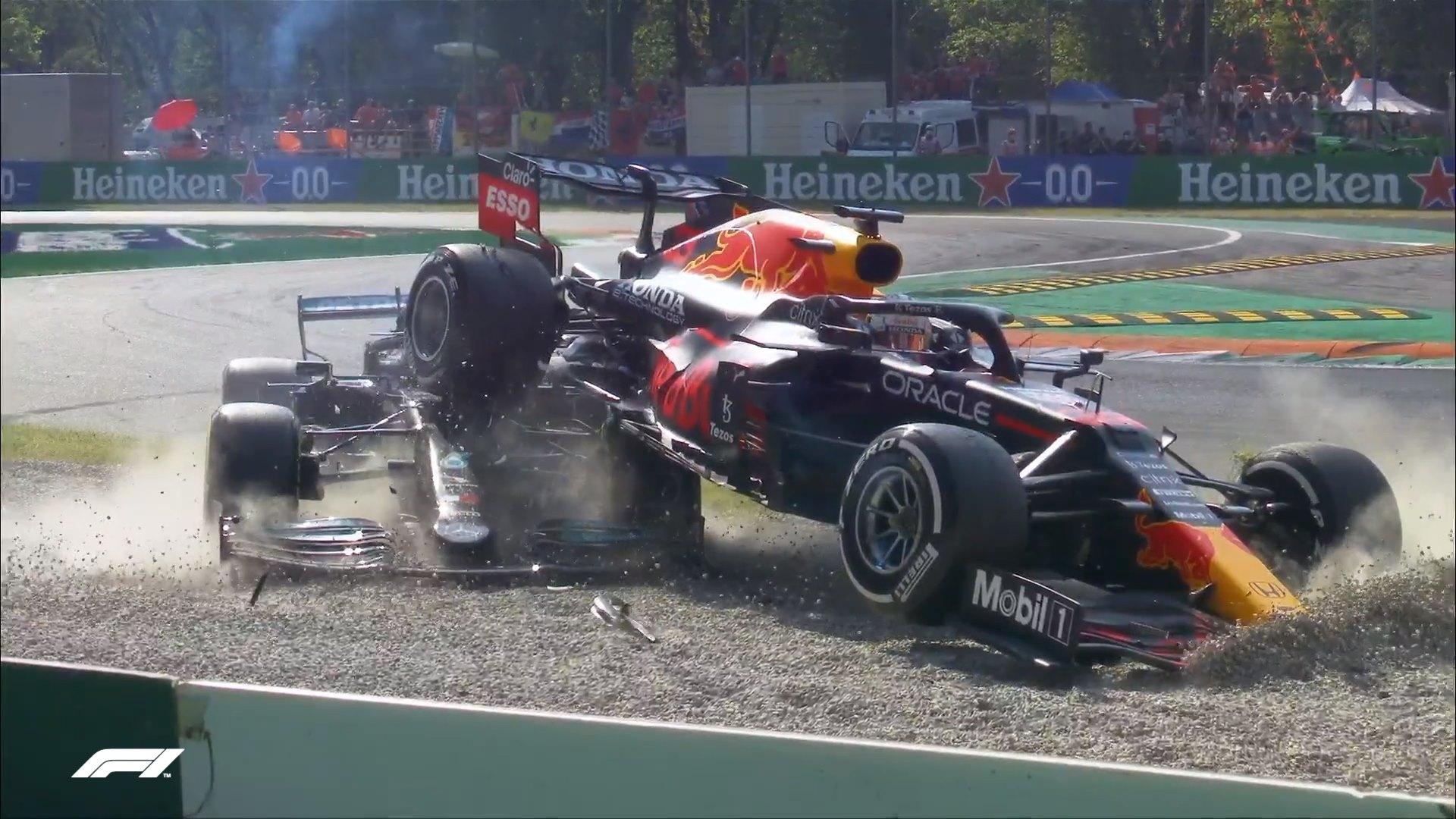 Ricciardo thắng Grand Prix Italia 2021