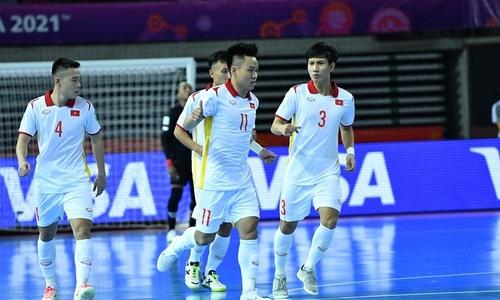 Panama 3-2 Vietnam