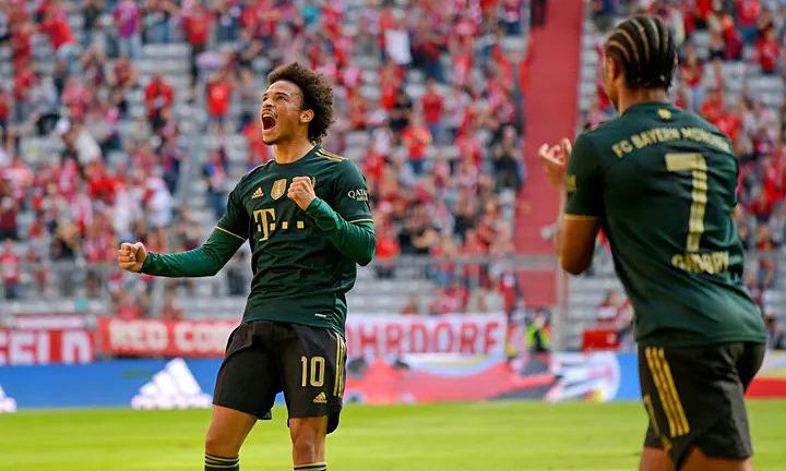 Bayern 7-0 Bochum