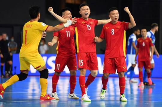 CH Séc 1-1 Việt Nam
