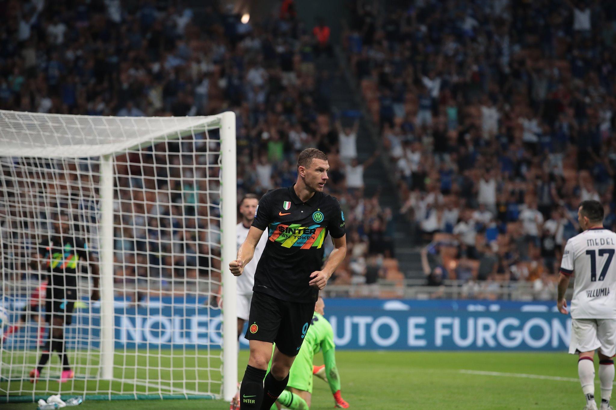 Inter 6-1 Bologna