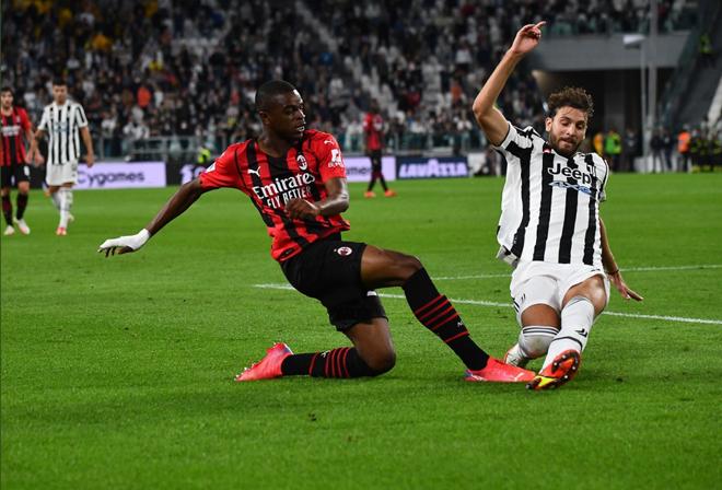 Juventus 1-1 Milan