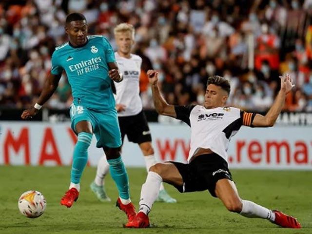 Valencia 1-2 Real