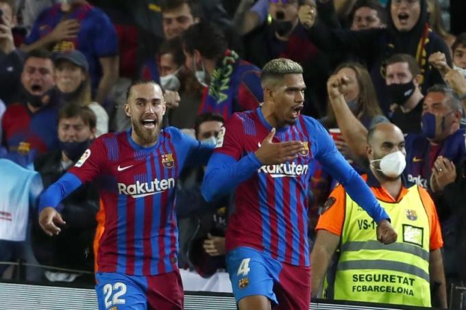 Barca 1-1 Granada