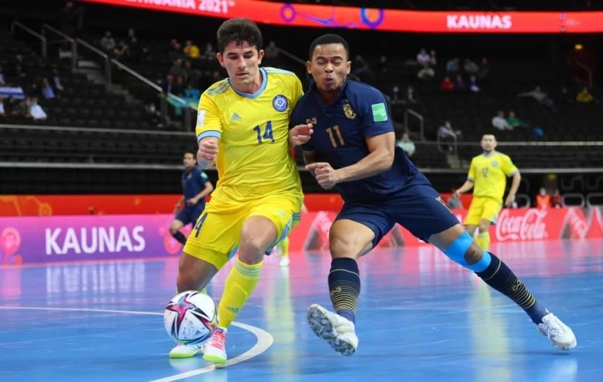 Kazakhstan 7-0 Thái Lan