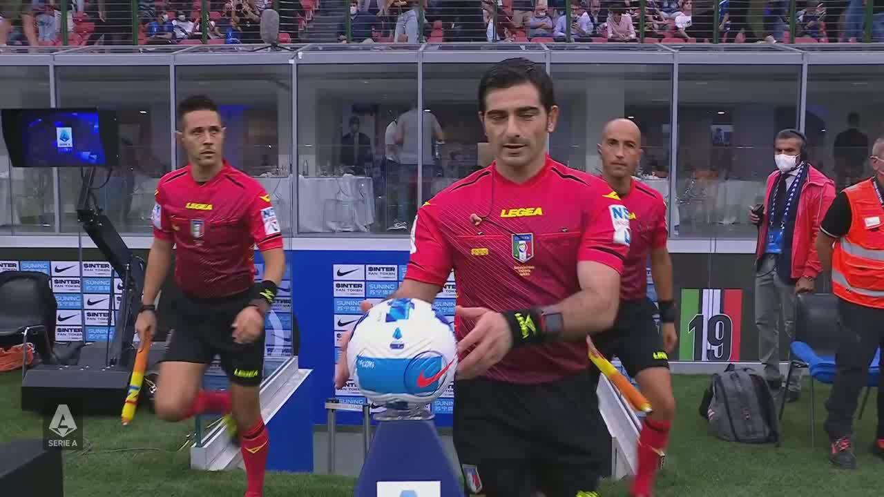 Inter 2-2 Atalanta