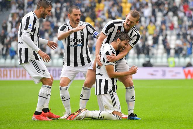 Juventus 3-2 Sampdoria
