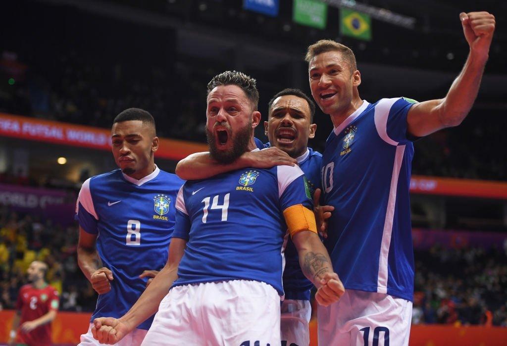Morocco 0-1 Brazil