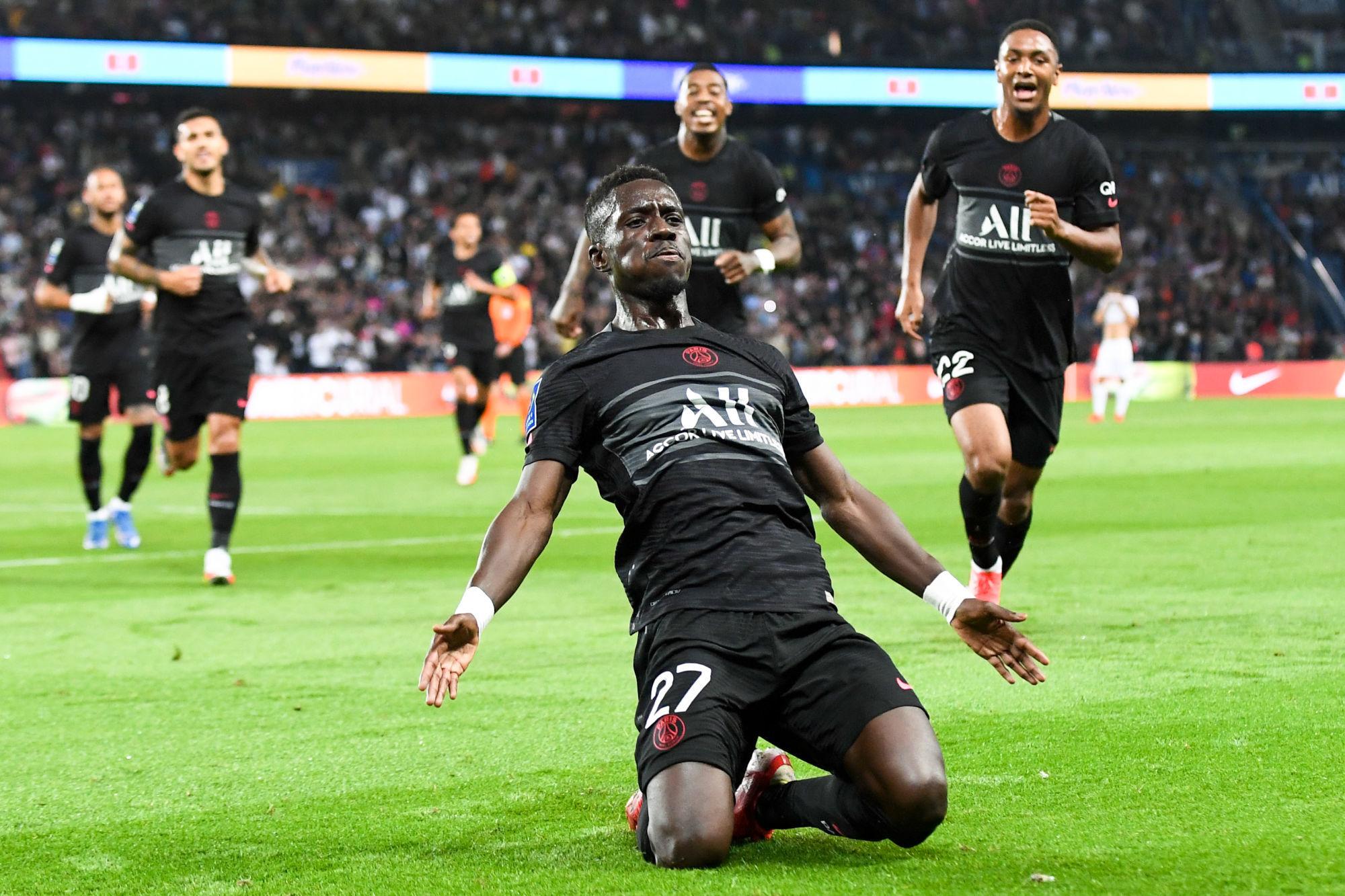PSG 2-0 Montpellier