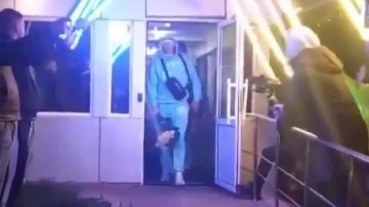 Usyk được chào đón như người hùng khi về Ukraine