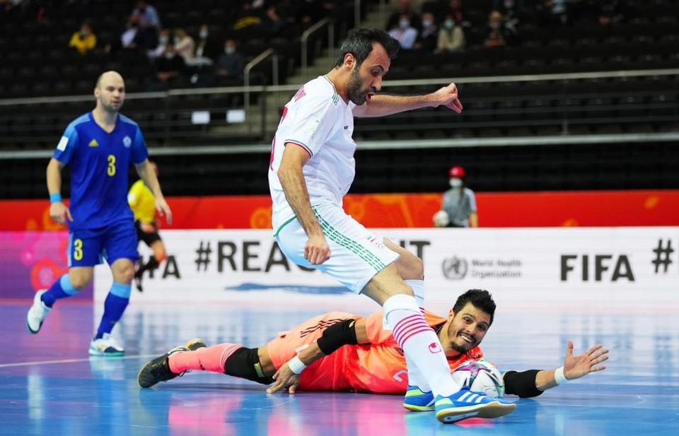 Iran 2-3 Kazakhstan
