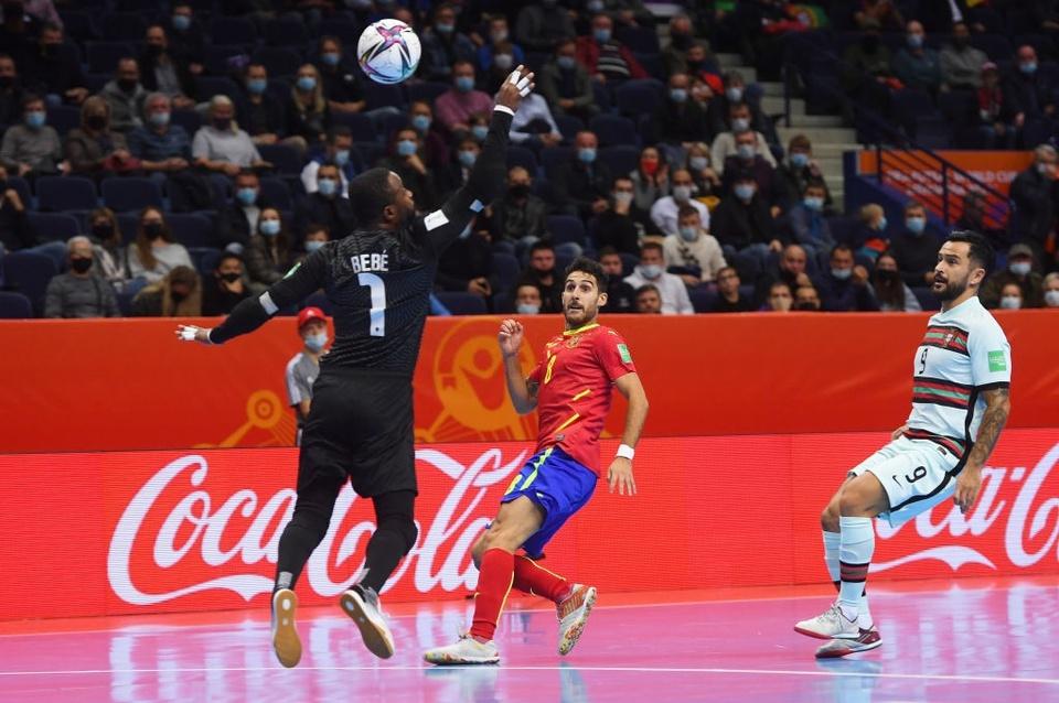 Tây Ban Nha 2-4 Bồ Đào Nha