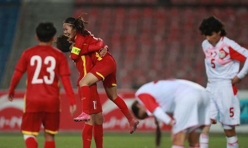 Việt Nam 7-0 Tajikistan